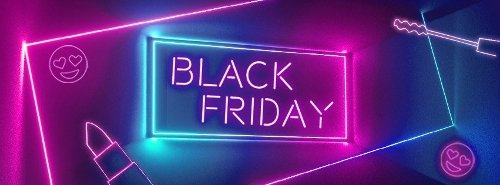 Bons plans makeup Black Friday